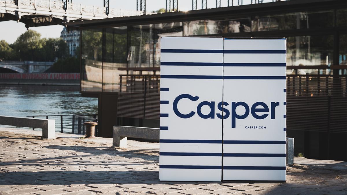 CASPER IN FRANKREICH